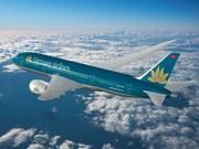 越南航空成为东南亚地区客运量最多的四大航空公司之一