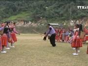 越南蒙族人的传统新年
