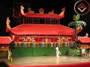 春节期间来越南看水上木偶戏