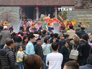 越南政府总理阮春福出席纪念玉回—栋多大捷228周年的栋多丘庙会