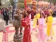2017丁酉年欧姬国母庙会正式开庙