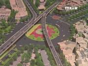 胡志明市建设两座立交桥 缓解新山一机场的拥堵现象