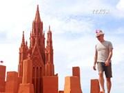 """""""遗忘之地""""——越南首个沙雕公园"""