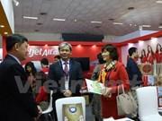越南在南亚旅行与旅游交易会上积极推广国家形象