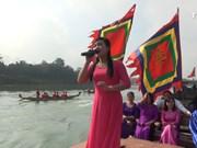 乂安省将喻唱民歌表演与旅游活动相结合