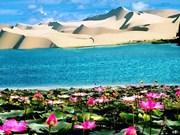 平顺宝长——沙丘湖泊相伴之地