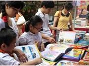 越南努力弘扬社区阅读文化