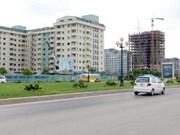 新建住宅区严重缺乏绿化工程