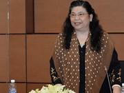 越南代表团出席各国议会联盟第136届大会