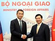 越南愿同蒙古加强合作