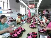 至2020年越南皮革鞋类产品出口额可达240-260亿美元