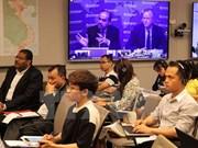 世行呼吁各国采取保持宏观经济平稳运行的措施