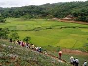 """""""顺天农业村""""有效推行气候智能型农业"""