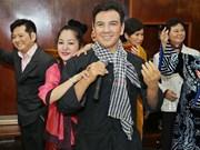 越南艺术名人蜡像馆    胡志明市新旅游景点