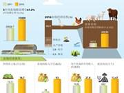越南农场经济发展日新月异
