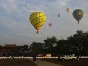 2017年国际热气球节在顺化市举行(组图)