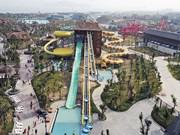 东南亚最为现代的水上乐园正式对外开放(组图)