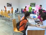 越南为国际红十字与红新月运动作出许多积极贡献