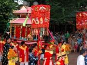 2017年党山天后圣母庙会正式开庙