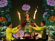 林宫圣母祭祀信仰联欢会即将在安沛省举行