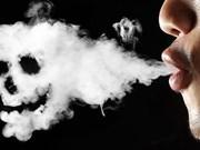 烟草每年使全球700多万人失去生命
