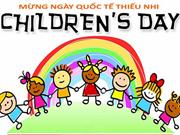 6•1儿童节:胡志明市举行多项有意义的文化娱乐活动