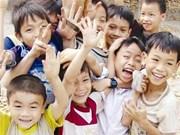 越南加强儿童权益保护