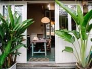 题目:河内家庭寄宿旅游模式颇受外国游客喜爱