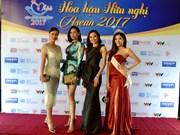30名美女赴越南参加东盟友谊小姐选美大赛总决赛