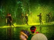 """""""山西那些年""""水上人偶戏     越南北部乡村的小故事"""