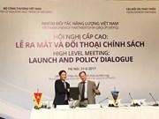 越南能源伙伴小组正式问世