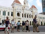 今年上半年胡志明市接待国际游客量280万人次