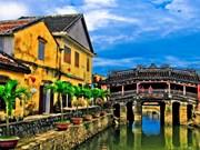 越南会安市入选费用划算的亚洲理想目的地名单