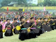 带天曲艺术走遍越南全国各地