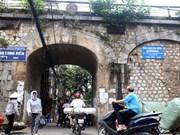 题目: 河内市拟将铁路桥改造成为文化空间