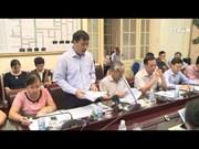 防抗第二号台风后评估会议在河内召开