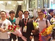 越南高中生替哥哥圆了奥林匹克金牌之梦