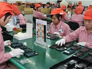 2017年上半年越南有19类商品出口额达逾10亿美元