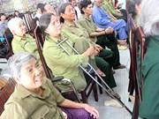 龙土荣军康复中心成为伤残军人的第二个家庭