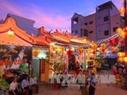 芹苴市协天宫被公认为国家级艺术建筑遗迹