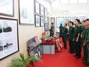 黄沙、长沙图片展有助于增强人民对岛屿主权的认识