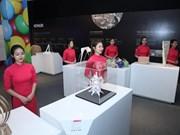 大胆艺术展展出各国文化的多样性