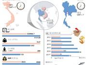 越南与泰国合作关系