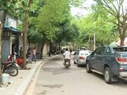 河内郑功山步行街拟于10月10日对外开放