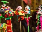 越南面塑手工艺——从祭祀品到民间玩具