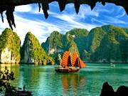 越南旅游发展速度排名全球第六位