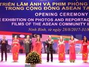 东盟共同体纪录片和摄影作品展在宁平省举行