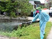 越南登革热疫情呈现减缓趋势