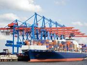 越南出现三个月来首次贸易顺差