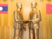 老挝驻越大使:竭尽全力推动老越特殊关系发展